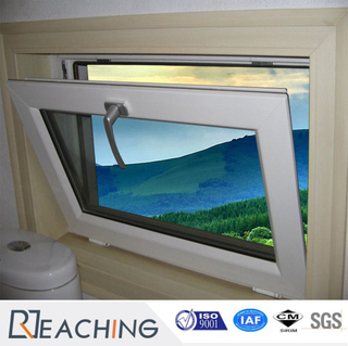 Massy Handle PVC Window Moon Lock Open Inward Custom Made
