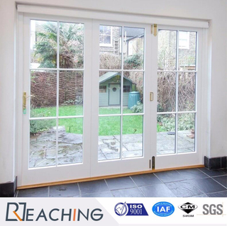 Manufacturing Grid Own Design Window Aluminium PVC with Double Glass