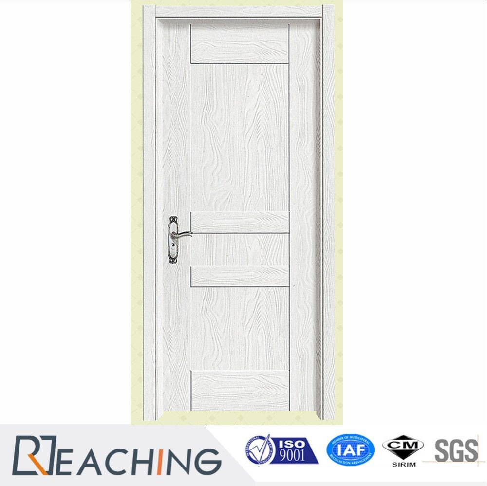 Square Rasie Panel Melamine Wooden Door for Bed Room