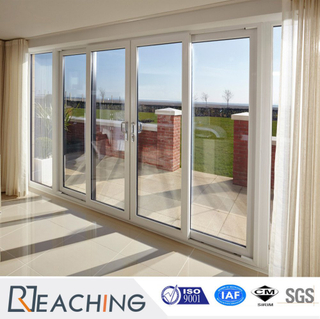 High Impacted Economical UPVC Sliding Window Modern Design