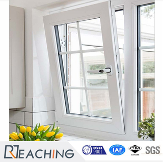 Hot Sale Heat Transfer UPVC Profile Casement/Tilt Turn Window