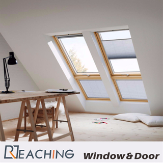 Shutter Glass Window Revolved Open Window with Sound Proof Seal Strip