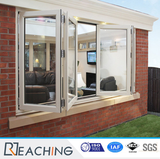 UPVC Folding Window UPVC Folding Door High Quality UPVC Window and Door