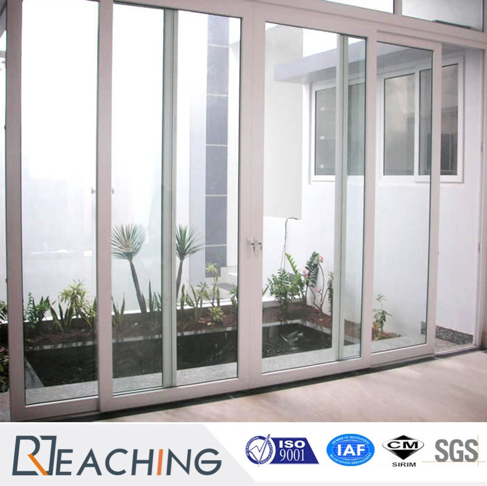 High Quality Double Glazed Design UPVC Sliding Doors