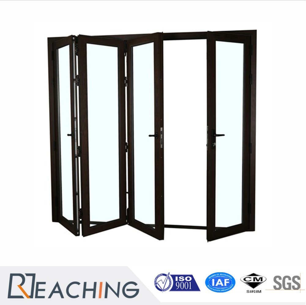 Commercial System Glass Aluminum Bi-Folding / Bifold / Accordion / Folding Window