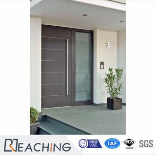 Latest Fashion Best Choice Luxury Steel Wood Armored Door