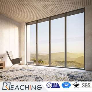 Scenery Fix Window Aluminium Anti Noise Modern Design