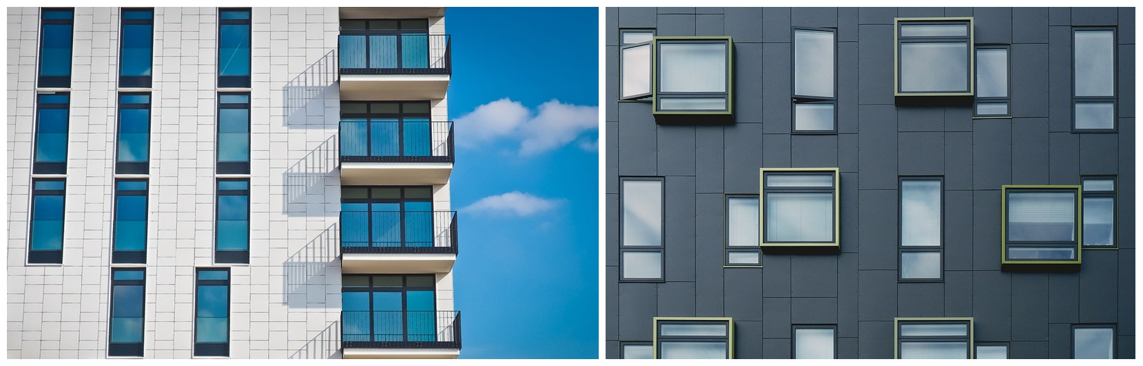 windows & doors for apartment project